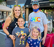 Bellmore, New York, U.S.  September 25, 2021. Families have fun at the 34th Annual Bellmore Family Street Festival.