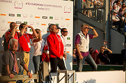 Kistler Andy, <br /> Individual competition round 3 and Final Team<br /> FEI European Championships - Aachen 2015<br /> © Hippo Foto - Jon Stroud<br /> 21/08/15