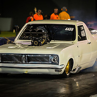 Wayne Batson (4486) - Holden Ute - Supercharged Outlaws.