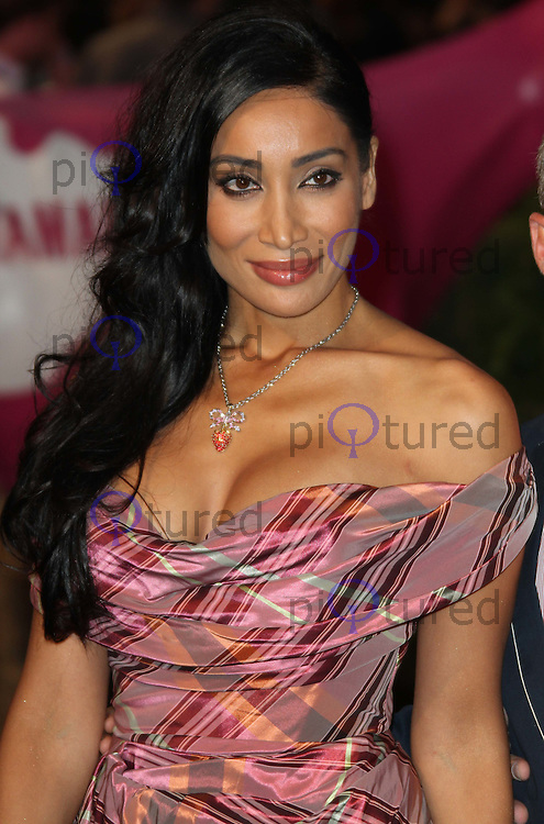 Sofia Hayat Tamara Drewe UK Premiere, Odeon Cinema, Leicester Square, London, UK, 06 September 2010: For piQtured Sales contact: Ian@Piqtured.com +44(0)791 626 2580 (Picture by Richard Goldschmidt/Piqtured)