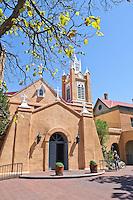 San Felipe De Neri, Albuquerque Old City,New Mexico,USA.