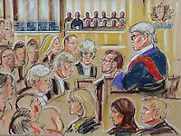Grillo sisters were not in dock as Judge announced the NOT GUILT verdict on Grillo sisters