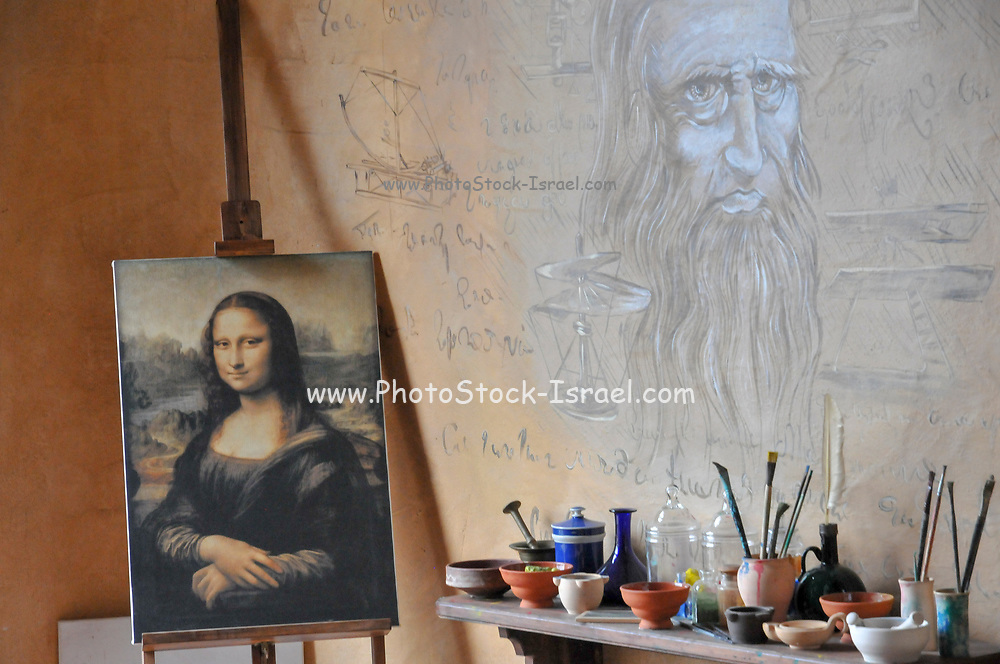 Leonardo da Vinci at Europa-Park is the largest theme park in Germany. is located at Rust between Freiburg and Strasbourg, France.