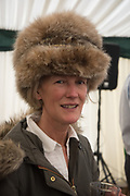 LADY ANDREW HAY, Heythrop Point to Point, Cocklebarrow, 2 April 2017.