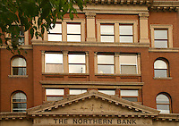 Northern Bank Building, Scarth Street Mall, Regina Saskatchewan
