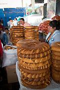 Bread, San Pedro Market, Cusco, Urubamba Province, Peru