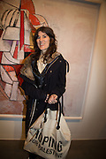 BELLA FREUD, George Condo - private view . Simon Lee Gallery, 12 Berkeley Street, London, 10 February 2014