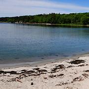 PHIPPSBURG, Maine -- 6/11/14 -- <br /> 11 Fish House Cove. <br /> For Sale through Sharon Drake Real Estate <br /> Call 207-443-1005 <br /> Visit http://www.sharondrake.com/sd/ <br /> Photo © Roger S. Duncan 2014.