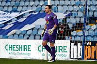 Ben Hinchliffe. Stockport County FC 1-1 Boreham Wood FC. Vanarama National League. Edgeley Park. 23.1.21