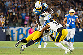 NFL-Pittsburgh Steelers at Los Angeles Chargers-Oct 13, 2019
