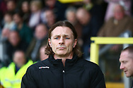 Wycombe Wanderers manager Gareth Ainsworth during the EFL Sky Bet League 1 match between Burton Albion and Wycombe Wanderers at the Pirelli Stadium, Burton upon Trent, England on 26 December 2018.