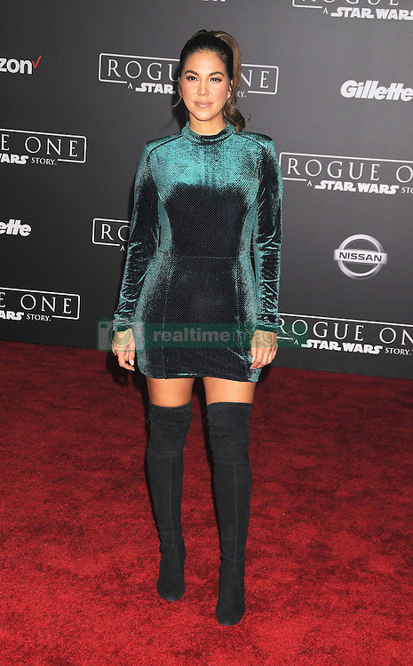 December 10, 2016 - Los Angeles, CA, United States of America - Kevin Smith, Harley Quinn Smith     at the Star Wars ''Rogue One''  World Premiere held at the Pantages Theater, Hollywood, CA  December 10th  2016....Famous Pictures and Features Agency 13 Harwood Road SW6 4 QP United Kingdom..Tel +44 (0  (Credit Image: © Famous/Ace Pictures via ZUMA Press)