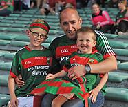 Cork v Mayo Gaelic Grounds Limerick July 2017