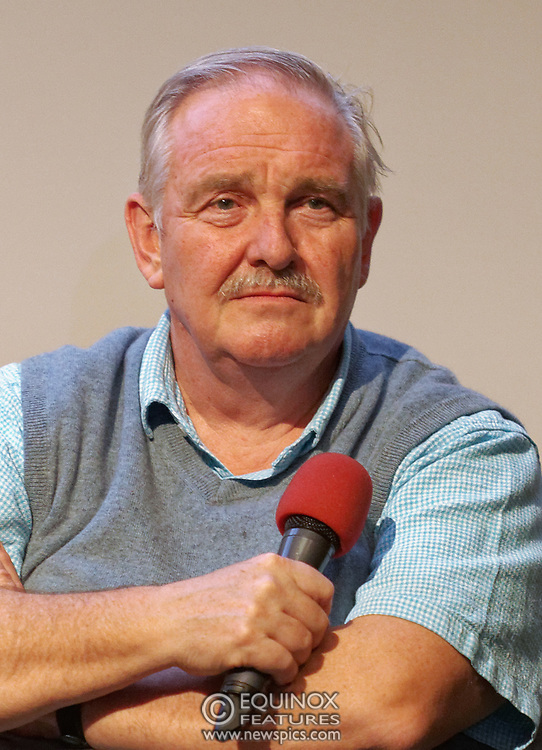 London, United Kingdom - 26 February 2019<br /> DrugScience founder chair, Professor David Nutt, at the screening of film, Magic Medicine at the Regent Street Cinema, Marylebone, London, England, UK. The film follows volunteers receiving experimental treatment with psilocybin, the active ingredient in magic mushrooms, to see if it can help treat long-term depression. DrugScience is a charity researching the medical uses of psychoactive drugs. The film was followed by a Q&A with Professor David Nutt founding chair of DrugScience and Head of the Neuropsychopharmacology Unit in the Centre for Academic Psychiatry in the Division of Brain Sciences, Dept of Medicine, Hammersmith Hospital, Imperial College London. Professor Nutt was formerly chair of the Advisory Council on the Misuse of Drugs.<br /> (photo by: EQUINOXFEATURES.COM)<br /> Picture Data:<br /> Photographer: Equinox Features<br /> Copyright: ©2019 Equinox Licensing Ltd. +448700 780000<br /> Contact: Equinox Features<br /> Date Taken: 20190226<br /> Time Taken: 21263759<br /> www.newspics.com