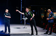 Jim Williams during the BDO World Professional Championships at the O2 Arena, London, United Kingdom on 11 January 2020.