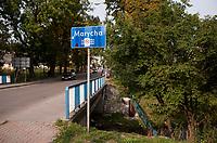 23.09.2015 Sejny woj podlaskie n/z most na rzece Marycha fot Michal Kosc / AGENCJA WSCHOD
