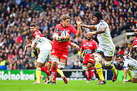 Juan SMITH / Sebastien VAHAAMAHINA - 02.05.2015 - Clermont / Toulon - Finale European Champions Cup -Twickenham<br />