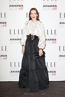 Roksanda Ilincic, ELLE Style Awards 2016, Millbank London UK, 23 February 2016, Photo by Richard Goldschmidt