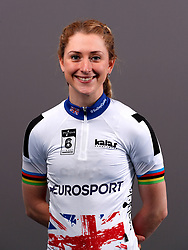 Great Britain's Laura Kenny