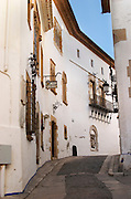 Museu del Cau Ferrat museum. Sitges, Catalonia, Spain