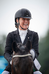 Heijkoop Danielle, (NED), El Torro B<br /> First Qualifier 6 years old horses<br /> World Championship Young Dressage Horses - Verden 2015<br /> © Hippo Foto - Dirk Caremans<br /> 07/08/15