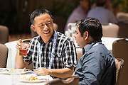 The Linux Foundation hosts its Open Daylight Summit 2015 at the Santa Clara Convention Center in Santa Clara, California, on July 30, 2015. (Stan Olszewski/SOSKIphoto)
