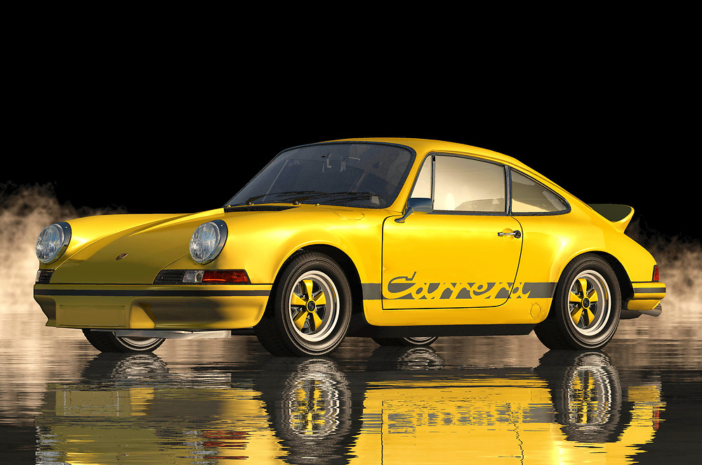 The Porsche 911 is the most iconic Porsche in existence. The Porsche 911 already has a rich history and several models have been derived from it but are considered by most people to be a Porsche 911.