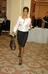 Artist TRACEY EMIN at the Lighthouse Gala Auction in aid of the Terrence Higgins Trust held at Christie's, St.James's, London on 15th March 2006.<br /><br />NON EXCLUSIVE - WORLD RIGHTS