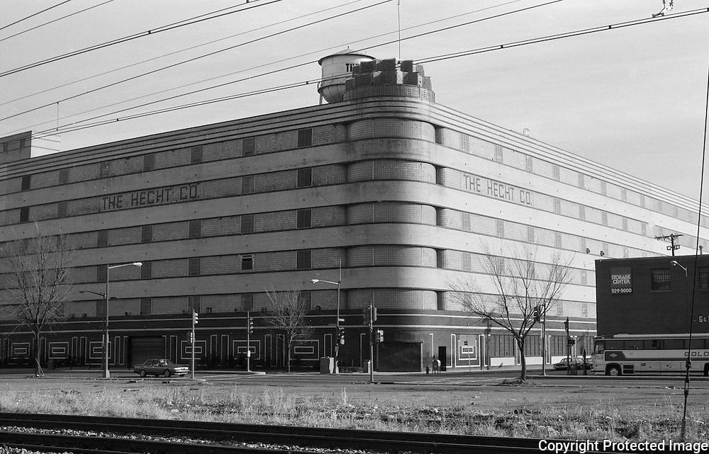 Art Deco Landmark, New York Avenue NE Washington DC