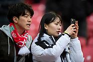 Liverpool v Southampton 01/02