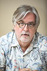 July 29, 2018 - Hollywood, CA, USA - Matt Groening Executive producer of the new Netflix cartoon  Disenchantment  (Credit Image: © Armando Gallo via ZUMA Studio)