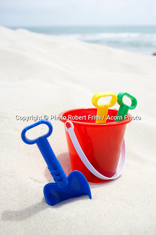 Child's Bucket and Spade set