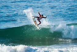 Kei Kobayashi (JPN) is eliminated from the 2018 Ballito Pro pres by Billabong after placing third in Heat 2 of Round 1 at Ballito, South Africa.
