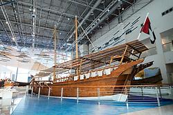 New maritime museum in Sharjah in United Arab Emirates