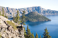 Crater Lake National Park, OR.