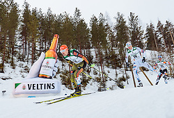 01.03.2017, Lahti, FIN, FIS Weltmeisterschaften Ski Nordisch, Lahti 2017, Nordische Kombination, Langlauf, im Bild Fabian Riessle (GER) // Fabian Riessle of Germany during Crosss Country competition of Nordic Combined of FIS Nordic Ski World Championships 2017. Lahti, Finland on 2017/03/01. EXPA Pictures © 2017, PhotoCredit: EXPA/ JFK
