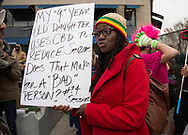 Mother of a child who uses medical Marijuana at a pro-Marijuana protest.  4,200 free joints given out on Jan, 20, 2017 in Washington D.C at Dupont Circle during a protest the morning of Donald Trump's<br />  inauguration. the group, DCMJ that organized the protest is  against Donald Trump's pick of  Jeff Session as Attorney General due to his anti Marijuana stance. <br /> At four minutes and twenty seconds into Trump's Inauguration, protesters plan to light up the joints.