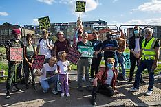 2021-08-14 Save Peckham Green protest
