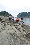 Haegeumgang Rock, Geoje Island, South Korea