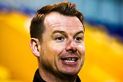 Chorley manager Jamie Vermiglio - Mandatory by-line: Ryan Crockett/JMP - 09/11/2019 - FOOTBALL - One Call Stadium - Mansfield, England - Mansfield Town v Chorley - Emirates FA Cup first round