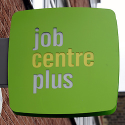 © Licensed to London News Pictures. 12/10/2011. Bexleyheath, UK. General Views of a Job Centre Plus on the day unemployment figures are released by the Government. Photo credit : Grant Falvey/LNP