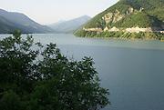 Georgia, Ananuri dam