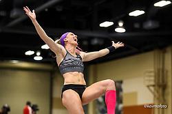 2020 USATF Indoor Championship<br /> Albuquerque, NM 2020-02-15<br /> photo credit: © 2020 Kevin Morris<br /> womens pole vault, Nike
