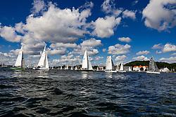 , Kieler Woche 22. - 30.06.2019, Welcome Race ORC 4 - unsortiert