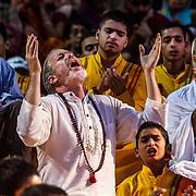 2016 10 14 Rishikesh Uttarakhand Indien<br /> Aarti vid Ganges<br /> <br /> ----<br /> FOTO : JOACHIM NYWALL KOD 0708840825_1<br /> COPYRIGHT JOACHIM NYWALL<br /> <br /> ***BETALBILD***<br /> Redovisas till <br /> NYWALL MEDIA AB<br /> Strandgatan 30<br /> 461 31 Trollhättan<br /> Prislista enl BLF , om inget annat avtalas.