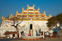 Myanmar (ex Birmanie), Mandalay, temple Atumashi Kyaungdawgyi// Myanmar (Burma), Mandalay, Atumashi Kyaungdawgyi temple