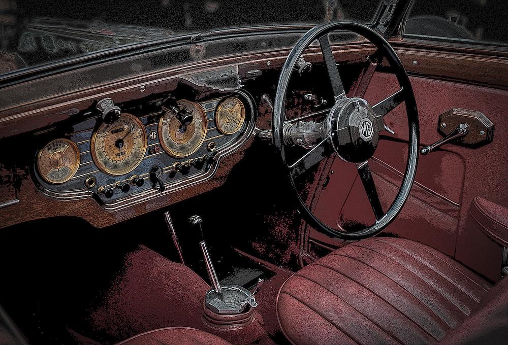 MG Dashboard