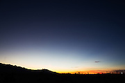 Sunrise in Nevada