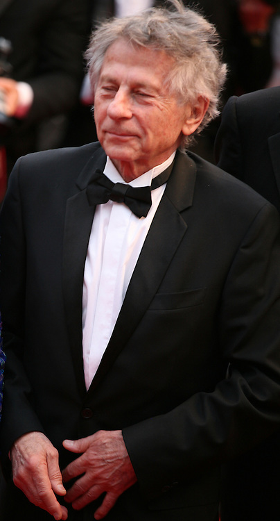 Director Roman Polanski at the All Is Lost film gala screening at the Cannes Film Festival Wednesday 22nd May 2013
