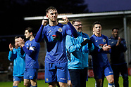 FC United of Manchester 1-2 Stockport County FC 26.1.19